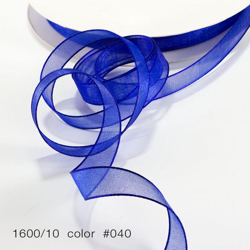#1600/10 Лента-органза