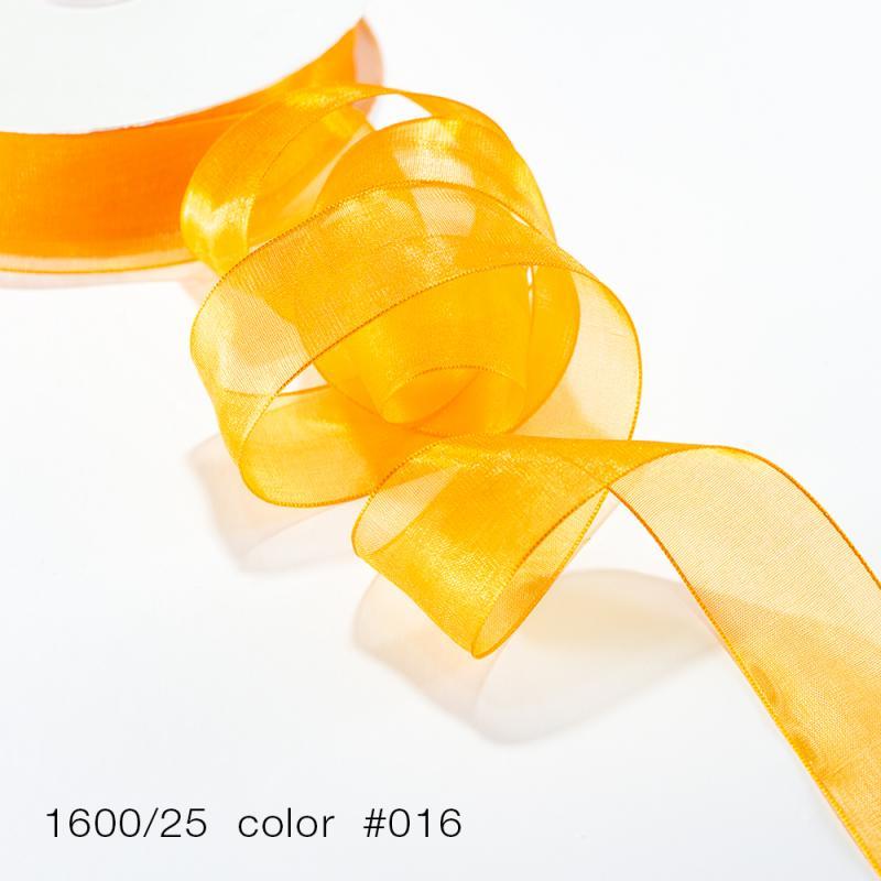 #1600/25 Лента-органза