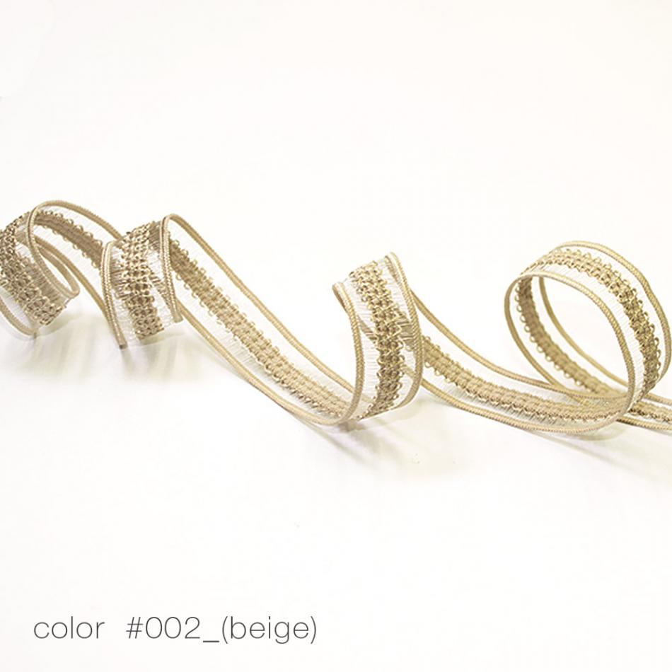 160001/15 Резинка бельевая цветная вьюнок_1
