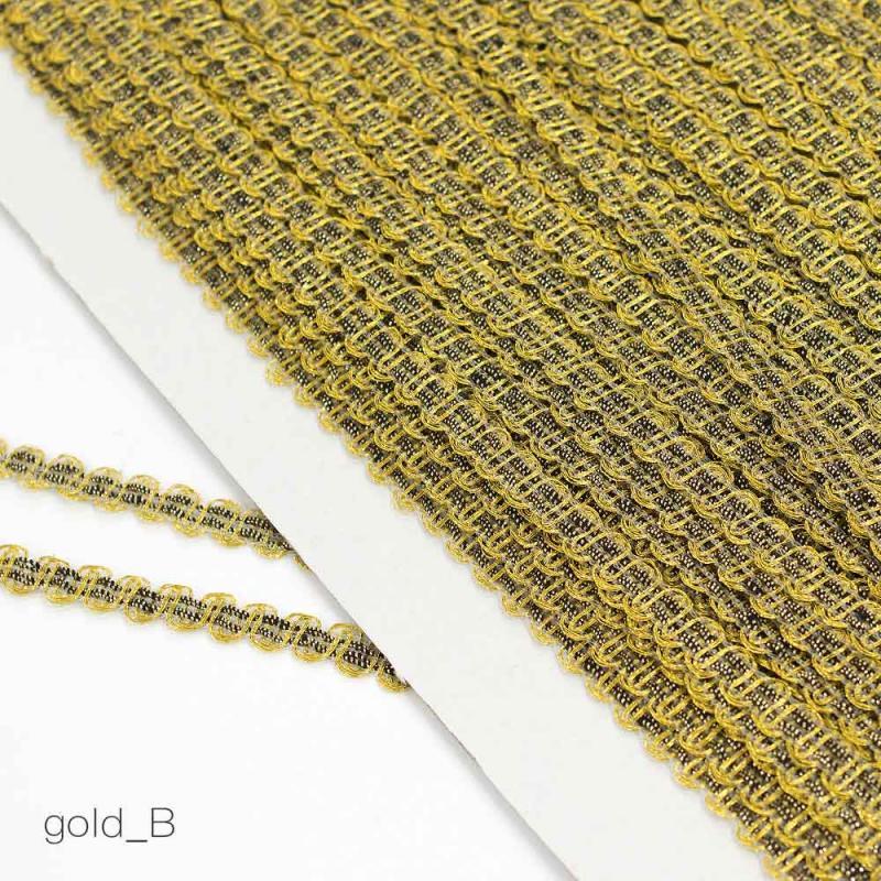 5550 Тесьма декоративная металлизированная_1